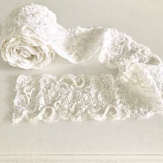 Lace Trimmings