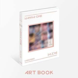 WANNA ONE ART BOOK VER (LOOSE ITEM)