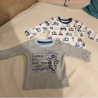 Unused Baby Boy Tops Baju George UK 3-6m