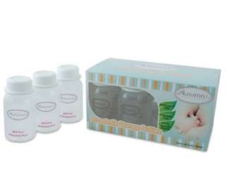 Autumnz Breastmilk Storage Bottles standard neck - Brand new slight imperfection