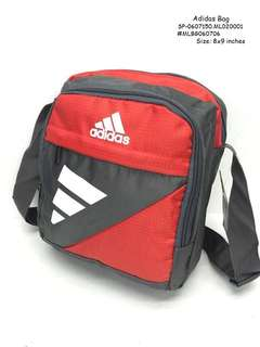 ADIDAS BAG Size: 8x9 inches  Price : 300