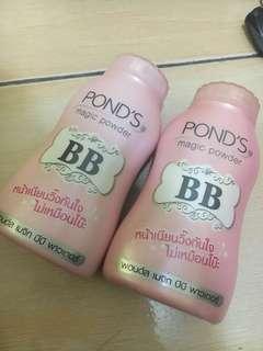 Pond's magic powder bundling