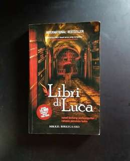 Libri di Luca - Mikkel Birkegaard