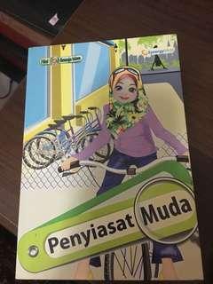 Preloved Buku cerita remaja