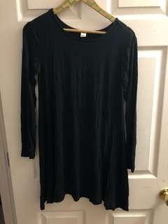 Old Navy Jersey Swing Dress