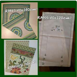 Table Runner CLEARANCE