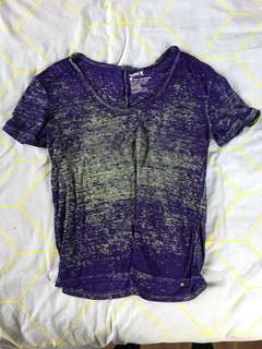 Hurley active T-shirt size S