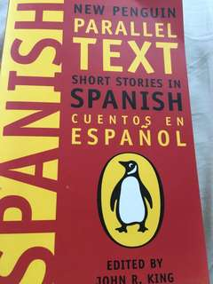 New penguin parallel text in Spanish