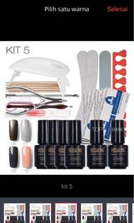 Pre order rosalind nailgel set!