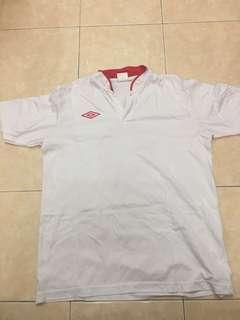 Umbro England shirt size M