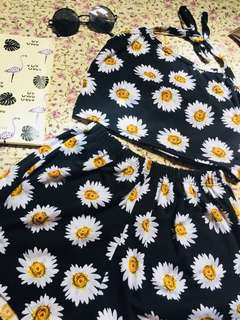 Sunflower Terno - Markdown 200php