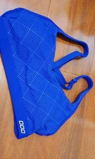 Lorna jane royal blue sports bra size xs