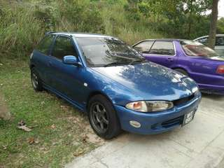 Satria 1.3 Injection (Manual) 2000 direct owner