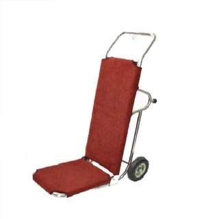 S.Steel Bell Boy Trolley LD-BBT-414/SS (Item No:G01-204)
