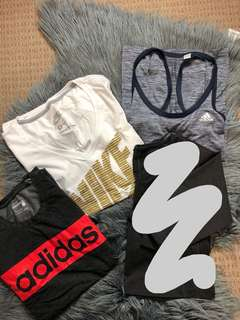 SPORTS TOPS!!!