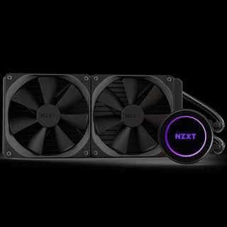 NZXT X62 CPU AIO cooler