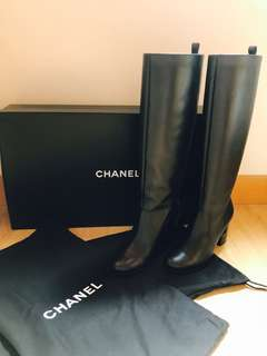 🔥Sales🔥Chanel Boots ( Brand New )