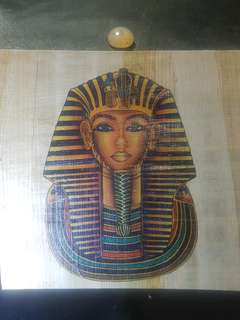 The papyrus art of Egyptian