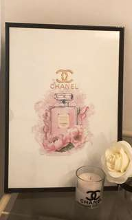 Chanel artwork
