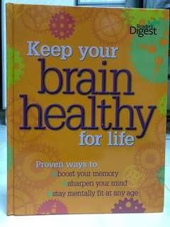 Keep Your Brain Healthy for Life (Hardback)