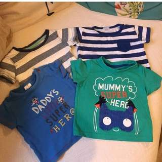 Baju Bundle Baby T Shirt from UK