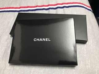 CHANEL NOTEBOOK WITH BOX