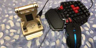 Hame sir x1 full set with keyboard n mouse