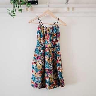 Barkins Floral Dress
