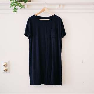 Uniqlo T-Shirt House Dress