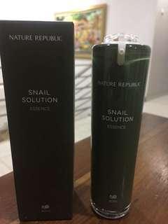 Snail Solution Essence Nature Republic