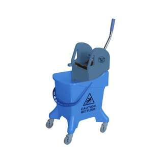 Single Wringer Bucket (Down Press)