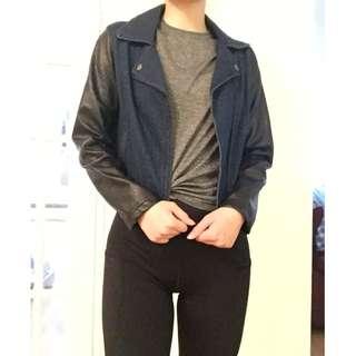 Miss London Biker Jacket