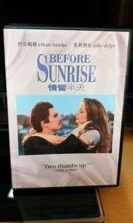 Before Sunrise 情留半天 電影dvd
