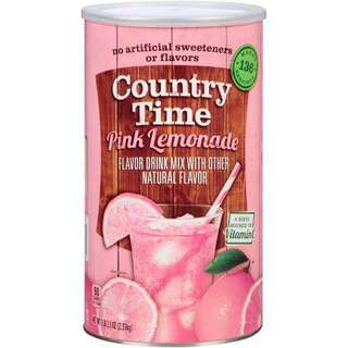 Country Time Pink Lemonade 2.33kg