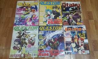 Questor Magazine