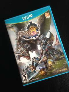 Monster Hunter 3 Ultimate (MH3U)