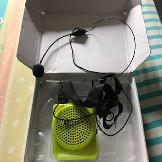 Chargeable Portable speaker