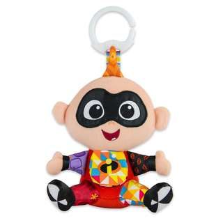 Jack-Jack Clip & Go Discovery Toy by Lamaze for Baby - Incredibles 2