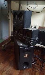 Skyworth 5.1 speaker