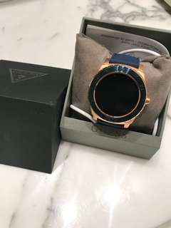 Guess Connect men's smart watch