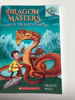 Dragon Masters : Rise of the Earth Dragon