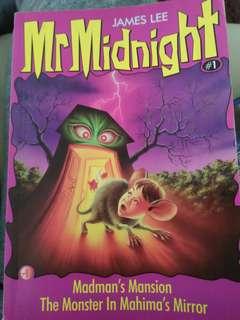 Mr Midnight #1 #2 #29 #32 33