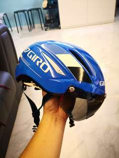 Giro Air Attack - Bicycle Helmet