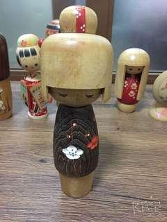 Japanese Kokeshi / wooden doll from Japan 🇯🇵