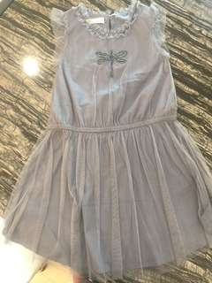🚚 Zara 紗款洋裝全新