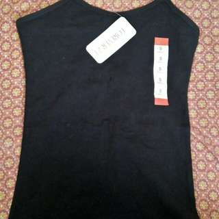Tank Top for Sale color Black