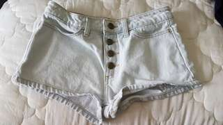 American Apperal shorts