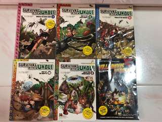 X-Venture Xplorers (Bundle of 6 books)