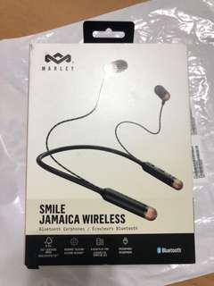 Marley Smile Jamaica Wireless Bluetooth Earphone