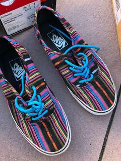 Vans multicolor authentic